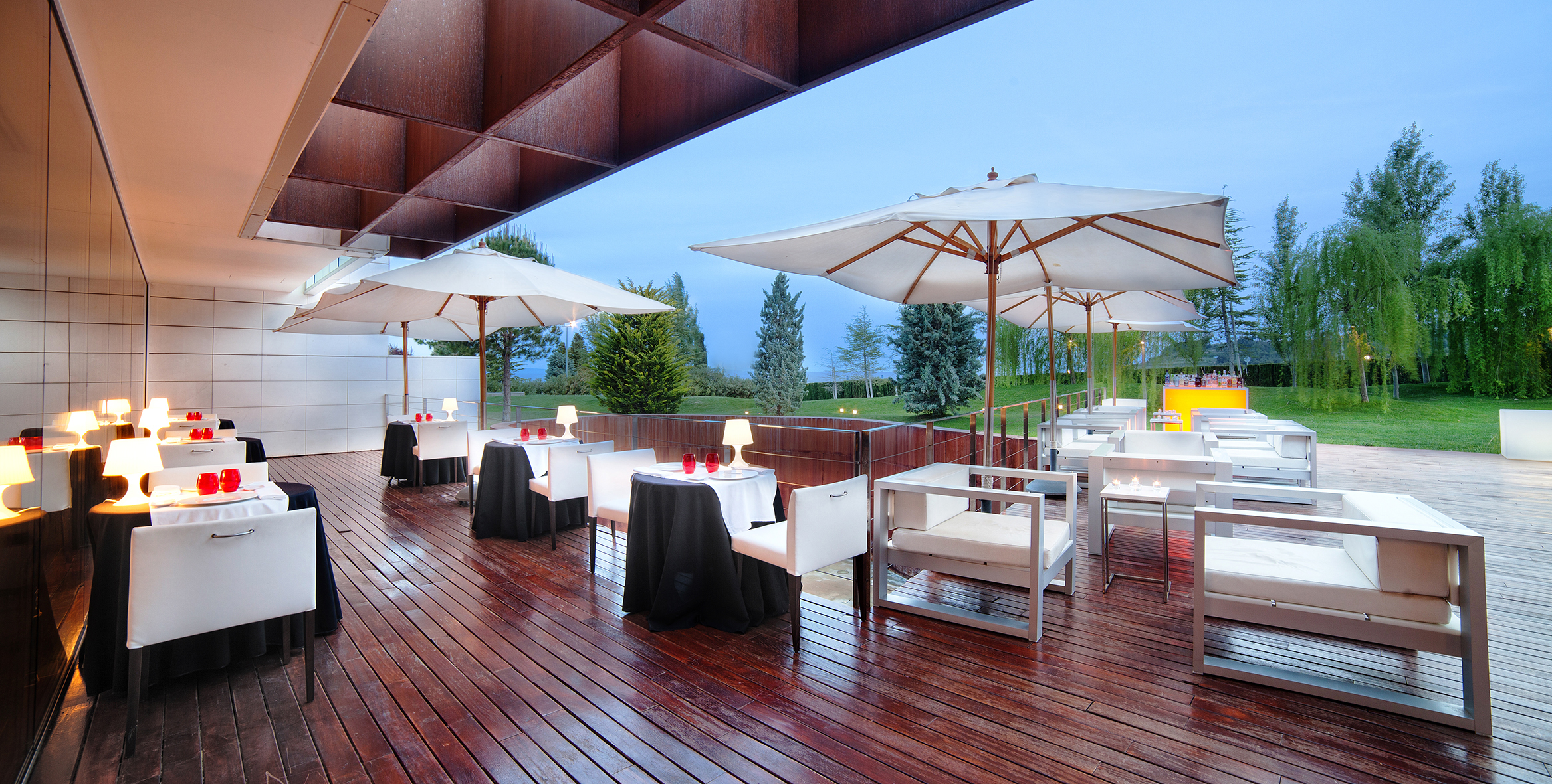 Terraza de verano y chill out copia for Terraza chill out